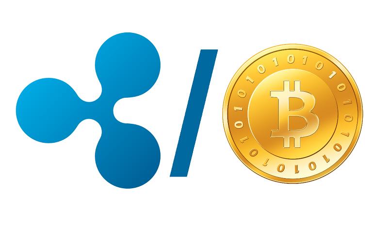 Bitcoin and Ripple