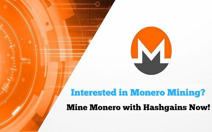 Monero Cloud Mining