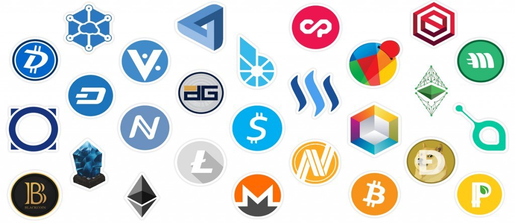10 Most Popular Cryptocurrencies of the World